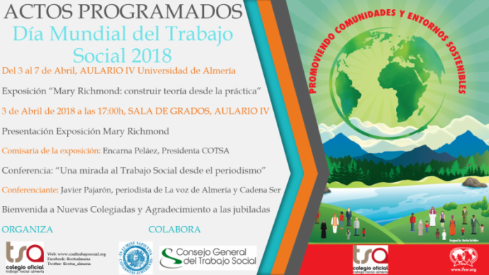 Cartel Actos TS 2018